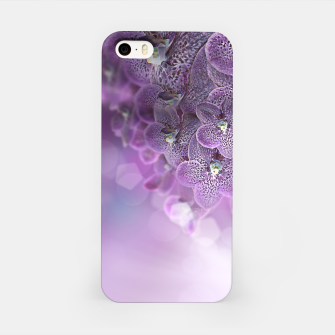 Thumbnail image of Violet Orchids iPhone Case, Live Heroes