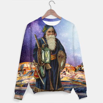 Thumbnail image of THE HERMIT MAJOR ARCANA Sweater, Live Heroes