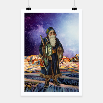 Thumbnail image of THE HERMIT MAJOR ARCANA Poster, Live Heroes