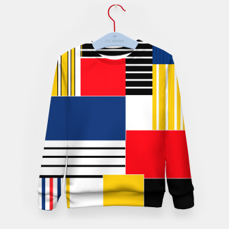 Thumbnail image of 33 Kid's Sweater, Live Heroes