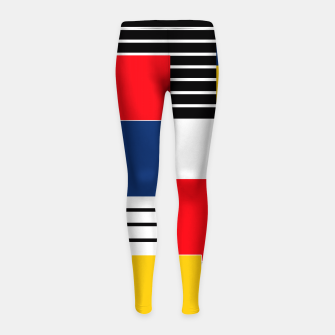 Thumbnail image of 33 Girl's Leggings, Live Heroes