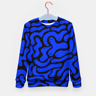 Thumbnail image of Squiggles Kid's Sweater, Live Heroes