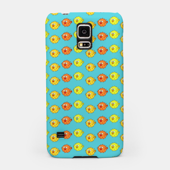 Thumbnail image of Puffer Fish Pattern Samsung Case, Live Heroes
