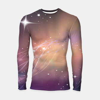 The sound of stars Longsleeve Rashguard  obraz miniatury
