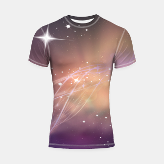 The sound of stars Shortsleeve Rashguard obraz miniatury