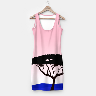 Thumbnail image of SIMPLE CUTE DRESS PINK WITH BLACK TREE, Live Heroes