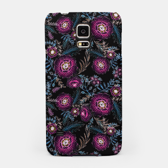 Thumbnail image of Watercolor floral pattern Samsung Case, Live Heroes