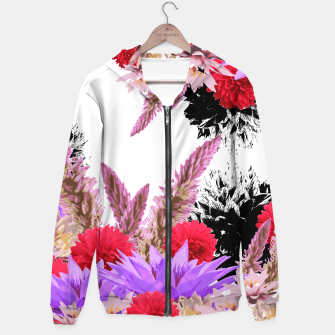 Thumbnail image of ZF - FLORAL GARDEN Hoodie, Live Heroes