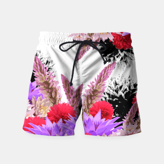Thumbnail image of ZF - FLORAL GARDEN Swim Shorts, Live Heroes