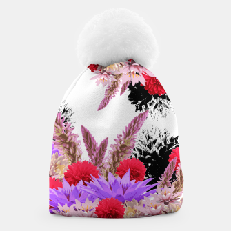 Thumbnail image of ZF - FLORAL GARDEN Beanie, Live Heroes