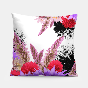 Thumbnail image of ZF - FLORAL GARDEN Pillow, Live Heroes