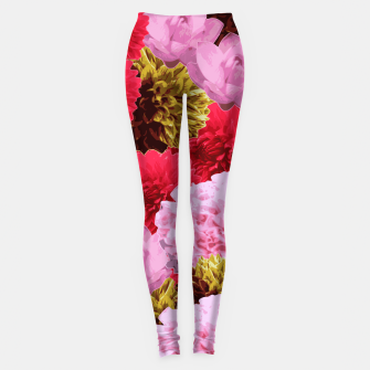 Miniature de image de ZF - FLORAL COLLAGE Leggings, Live Heroes