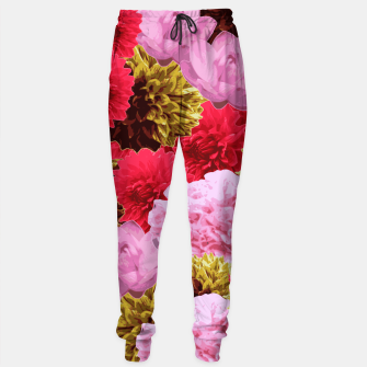 Thumbnail image of ZF - FLORAL COLLAGE Sweatpants, Live Heroes