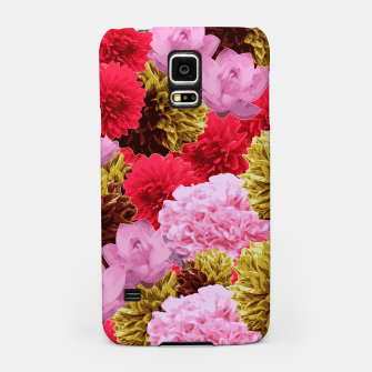 Thumbnail image of ZF - FLORAL COLLAGE Samsung Case, Live Heroes