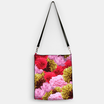 Thumbnail image of ZF - FLORAL COLLAGE Handbag, Live Heroes