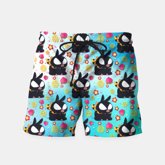 Thumbnail image of Pchan Pattern Swim Shorts, Live Heroes