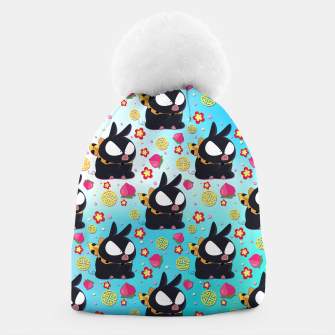 Thumbnail image of Pchan Pattern Beanie, Live Heroes