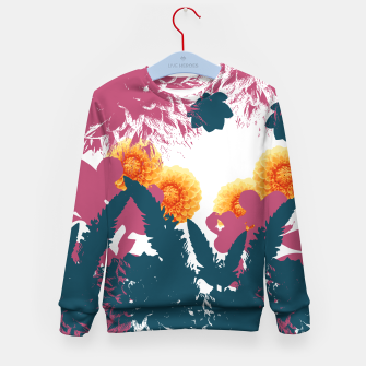 Thumbnail image of LOVE GARDEN Kid's Sweater, Live Heroes