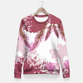 Miniature de image de BLOOM Fitted Waist Sweater, Live Heroes