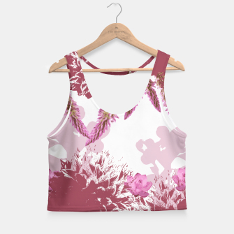 Miniature de image de BLOOM Crop Top, Live Heroes