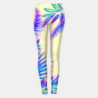 Miniature de image de Tropical Leggings, Live Heroes