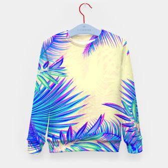 Miniature de image de Tropical Kid's Sweater, Live Heroes