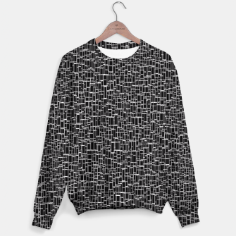 Thumbnail image of Black & White 4 Sweater, Live Heroes