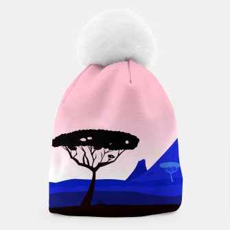 Miniature de image de ART BEANIE DESIGN COLLECTION WITH TREE, Live Heroes