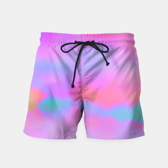 Thumbnail image of pink dreams Swim Shorts, Live Heroes