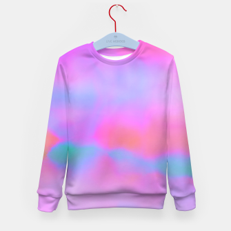 Thumbnail image of pink dreams Kid's Sweater, Live Heroes