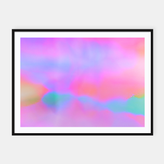 Thumbnail image of pink dreams Framed poster, Live Heroes