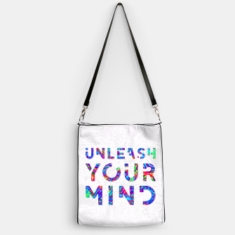 Miniature de image de Unleash Your Mind Handbag, Live Heroes