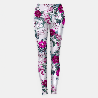 Thumbnail image of White Spring Leggings, Live Heroes