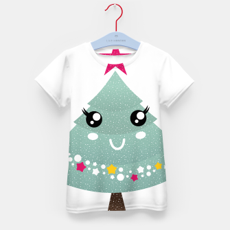 Miniaturka Kids artistic T-Shirt with Manga Sugar tree, Live Heroes