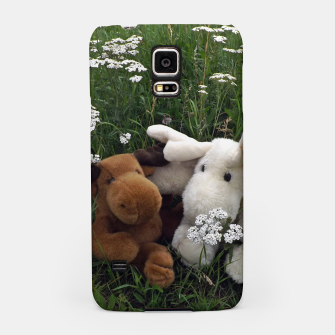 being together Samsung Case thumbnail image