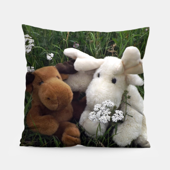 being together Pillow thumbnail image