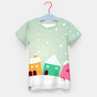 Thumbnail image of KIDS CREATIVE T-SHIRT WITH DESIGN HOMES, Live Heroes