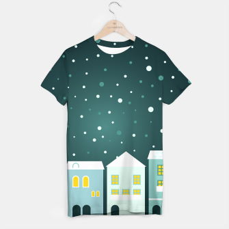 Thumbnail image of WONDERFUL Creative T-Shirt with Romance Homes, Live Heroes
