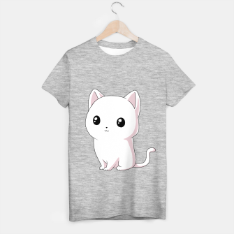Miniaturka Cat Kawaii T-shirt regular, Live Heroes