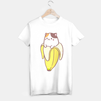 Miniaturka Banana Cat T-shirt regular, Live Heroes