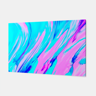 Thumbnail image of Pink-Blue Liquid Canvas, Live Heroes