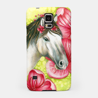 Thumbnail image of Summer Horse Samsung Case, Live Heroes
