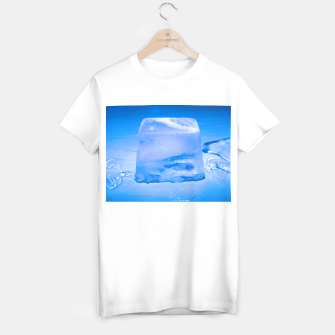 Thumbnail image of Ice Blue T-shirt regular, Live Heroes