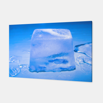 Thumbnail image of Ice Blue Canvas, Live Heroes
