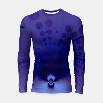 Thumbnail image of Travelling through my imagination Longsleeve Rashguard , Live Heroes