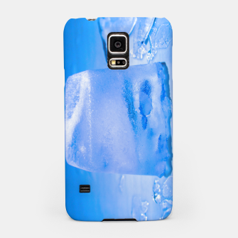 Thumbnail image of Ice Blue Samsung Case, Live Heroes
