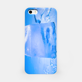 Thumbnail image of Ice Blue iPhone Case, Live Heroes