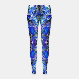 Thumbnail image of Alchemy S2 Girl's Leggings, Live Heroes