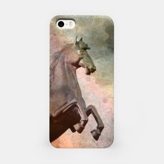 the golden horse iPhone Case thumbnail image