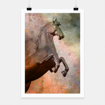 Thumbnail image of the golden horse Poster, Live Heroes